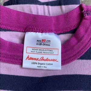 Hanna Andersson Pajamas - Hanna Andersson • 100% organic cotton pajamas